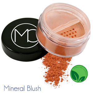 Maxfield cosmetics mineral blush