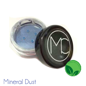 Maxfield Cosmetics mineral dust