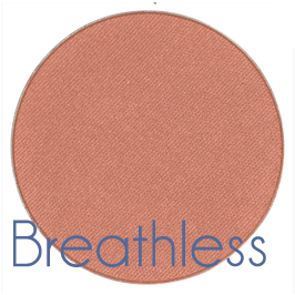 shade of blusher called breathless