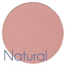 natural blusher colour