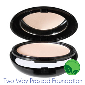 Maxfield Cosmetics pressed foundation