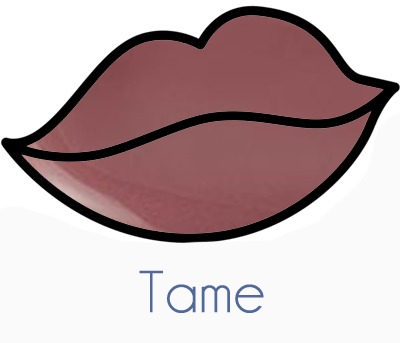 soft violet blue rose lip gloss