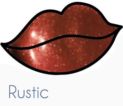 Rustic Longlasting lipgloss maxfield cosmetics
