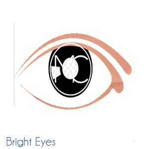 Bright eyes eye and lip liner