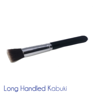 long handled kabuki brush