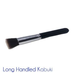 long handled kabuki brush