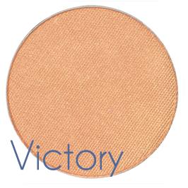 Victory golden blush