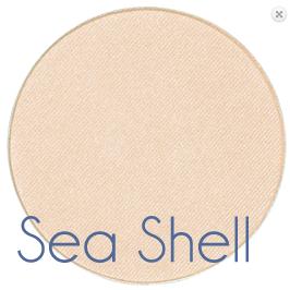 sea shell blusher